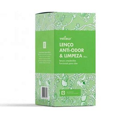 Lenço Anti-odor e Limpeza  Aromaterapia
