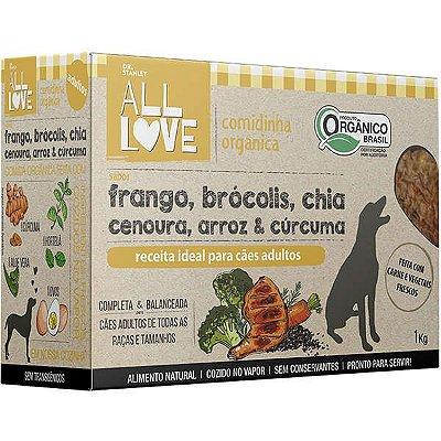 Comidinha Orgânica para Cães Adultos 1kg