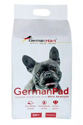 Tapete Higiênico GermanPad 50un