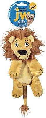 Pelucia Crackle Leão