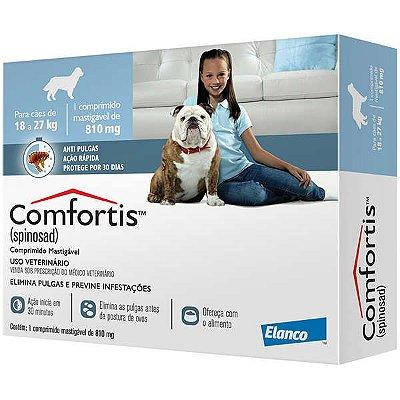 Comfortis 810mg para Cães 18 a 27kg