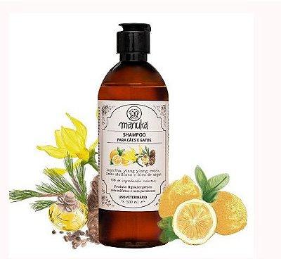 Shampoo Limão 500ml