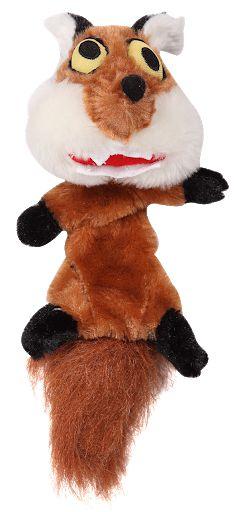 Big Eyes Fox