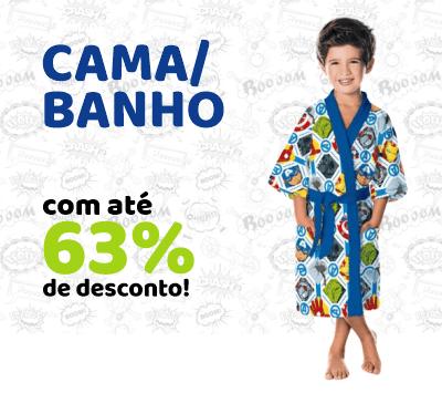 1 - Cama - Banho