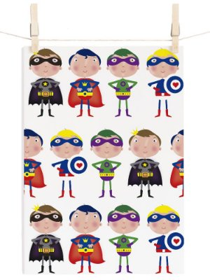 POSTER SUPER HEROES