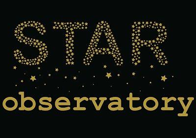 POSTER COLEÇÃO ESPECIAL - STAR OBSERVATORY