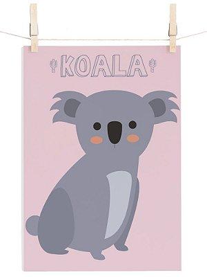 POSTER KOALA (VIAGEM FANTÁSTICA)