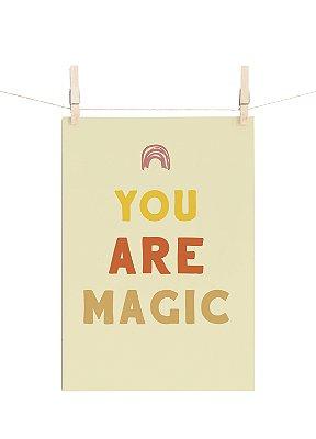 POSTER MYSTICONA YOU ARE MAGIC