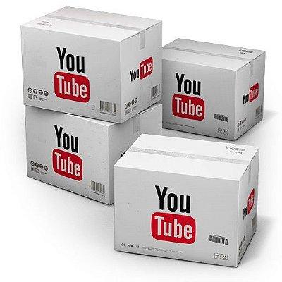 Inscritos para Canal do YouTube