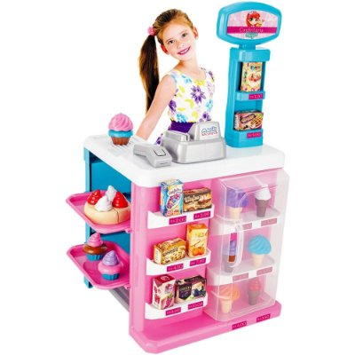Confeitaria Mágica Infantil Rosa - Magic Toys