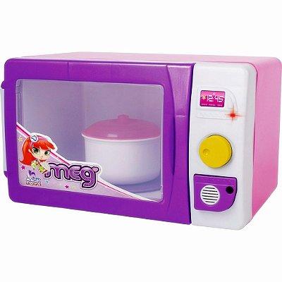 Microondas Infantil C/ Som e Luz - Magic Toys