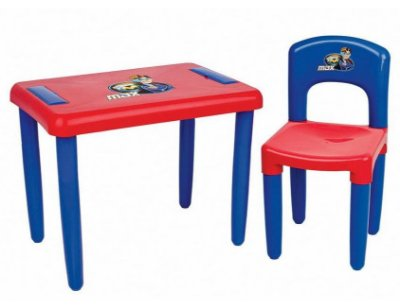 Mesa Com Cadeira Infantil Max - Magic Toys
