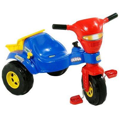 Triciclo Infantil Tico Tico Cargo - Magic Toys