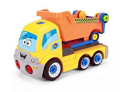 Carrinho Coleção Big X Truck Caçamba - Homeplay