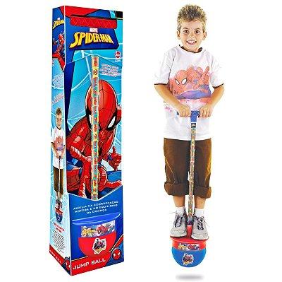 JUMP BALL SPIDER MAN - LÍDER BRINQUEDOS