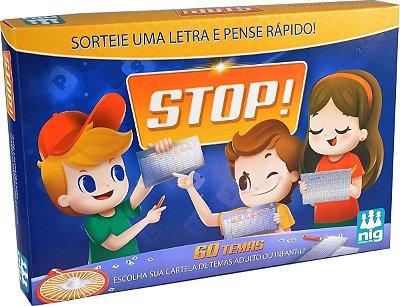 JOGO STOP! - NIG