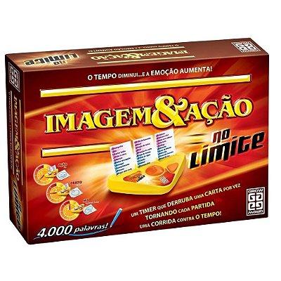 JOGO IMAGEM E AÇÃO NO LIMITE - GROW