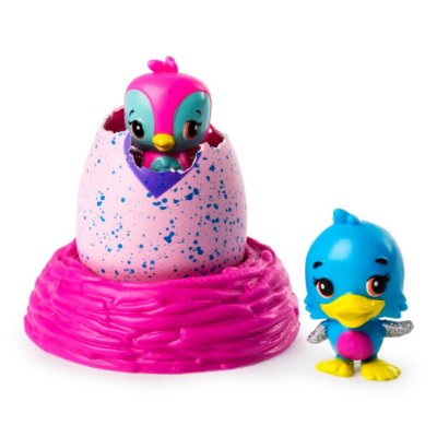 HATCHIMALS COLLEGGTIBLES BLISTER 2 PÇS SUNNY