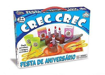 CREC CREC FESTA DE ANIVERSÁRIO - BIG STAR