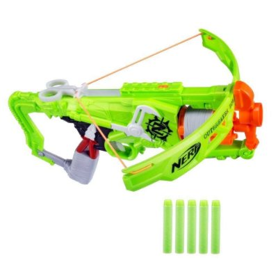 NERF ZOMBIE OUTBREAKER BOW - HASBRO