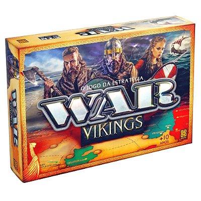 JOGO WAR VIKINGS - GROW