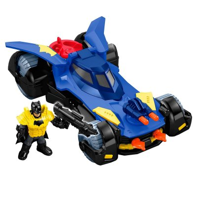 IMAGINEXT BATMOVEL - FISHER PRICE - MATTEL