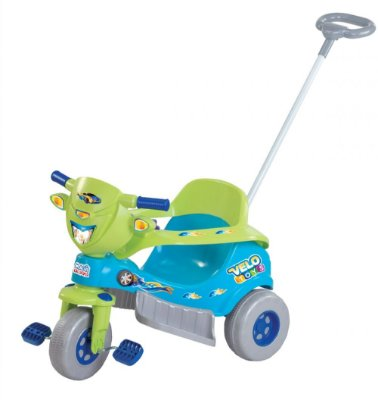 TICO TICO VELO TOYS AZUL - MAGIC TOYS