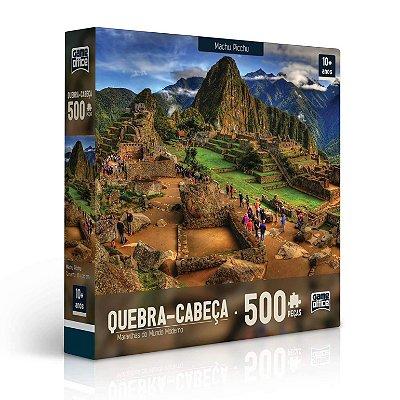 QUEBRA-CABEÇA MACHU PICCHU 500 PEÇAS - TOYSTER