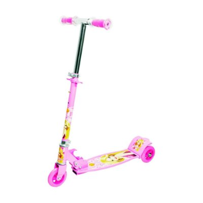 PATINETE RADICAL TOP 3 RODAS ROSA - DM TOYS