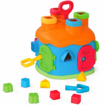 CASINHA EDUCATIVA - HOMEPLAY
