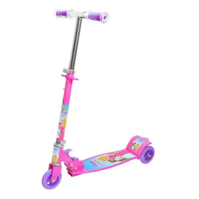 PATINETE RADICAL TOP 3 RODAS PRINCESA - DM TOYS