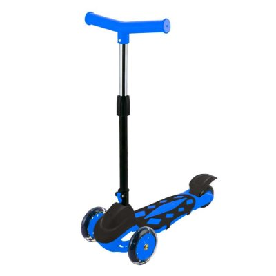 PATINETE RADICAL POWER AZUL - DM TOYS