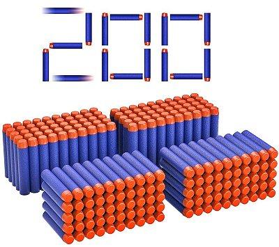 REFIL 200 DARDOS SUPER SHOT - DM TOYS