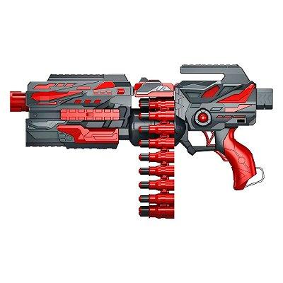 LANÇADOR SUPER SHOT POWER PHANTOM 002 - DM TOYS