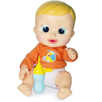 BONECO BABY WEE NICK - FUN