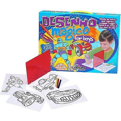 DESENHO MÁGICO FOR BOYS - BIG STAR