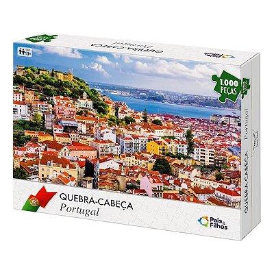 QUEBRA-CABEÇA PORTUGAL 1000 PEÇAS - PAIS E FILHOS