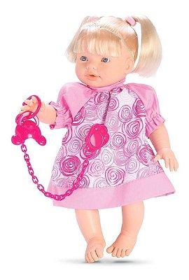BONECA BABY CONVERSINHA - OMG KIDS
