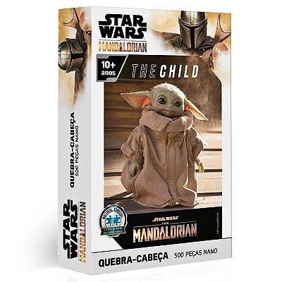 QUEBRA-CABEÇA STAR WARS THE MANDALORIAN THE CHILD - TOYSTER