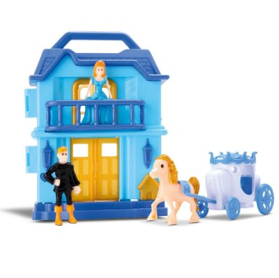 CASINHA PRINCESA SNOW MUSICAL - SAMBA TOYS