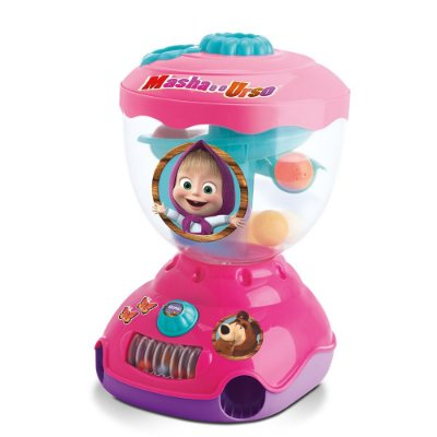LIQUIDIFICADOR DA MASHA E O URSO - DIVERTOYS