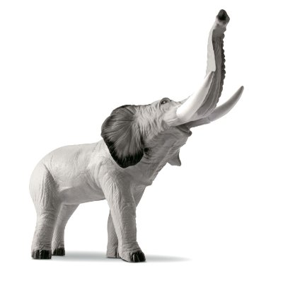 ELEFANTE REAL ANIMALS - BEE TOYS