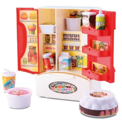 GELADEIRA HAPPY HOUSE - SAMBA TOYS