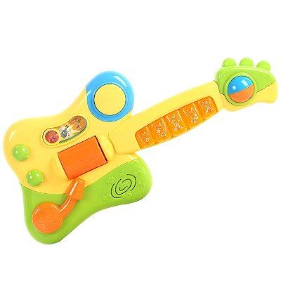 GUITARRA BABY MUSICAL - ADIJOMAR