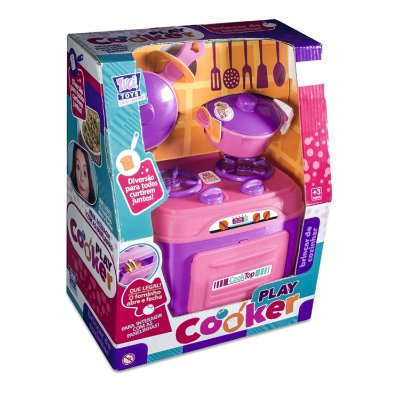 PLAY COOKER - ZUCA TOYS