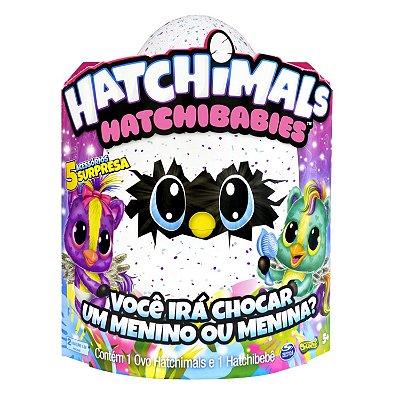 HATCHIMALS HATCHIBABIES PONETTE - SUNNY