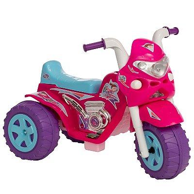 MOTO ELÉTRICA GP RAPTOR SUPER GIRL 6V - BIEMME
