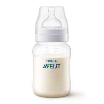 MAMADEIRA ANTICÓLICA 260ML TRANSPARENTE - PHILIPS AVENT