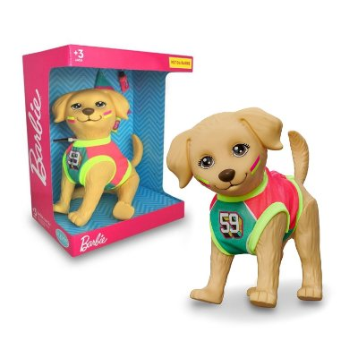 PET DA BARBIE TAFF ESPORTISTA - PUPEE