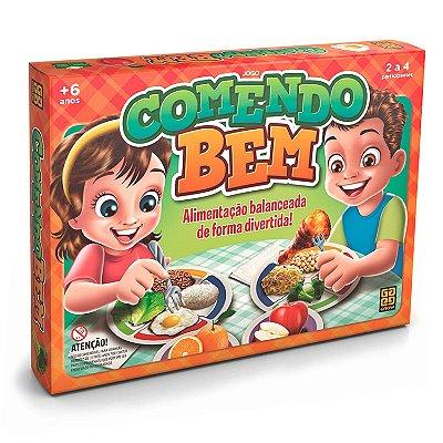 JOGO COMENDO BEM - GROW